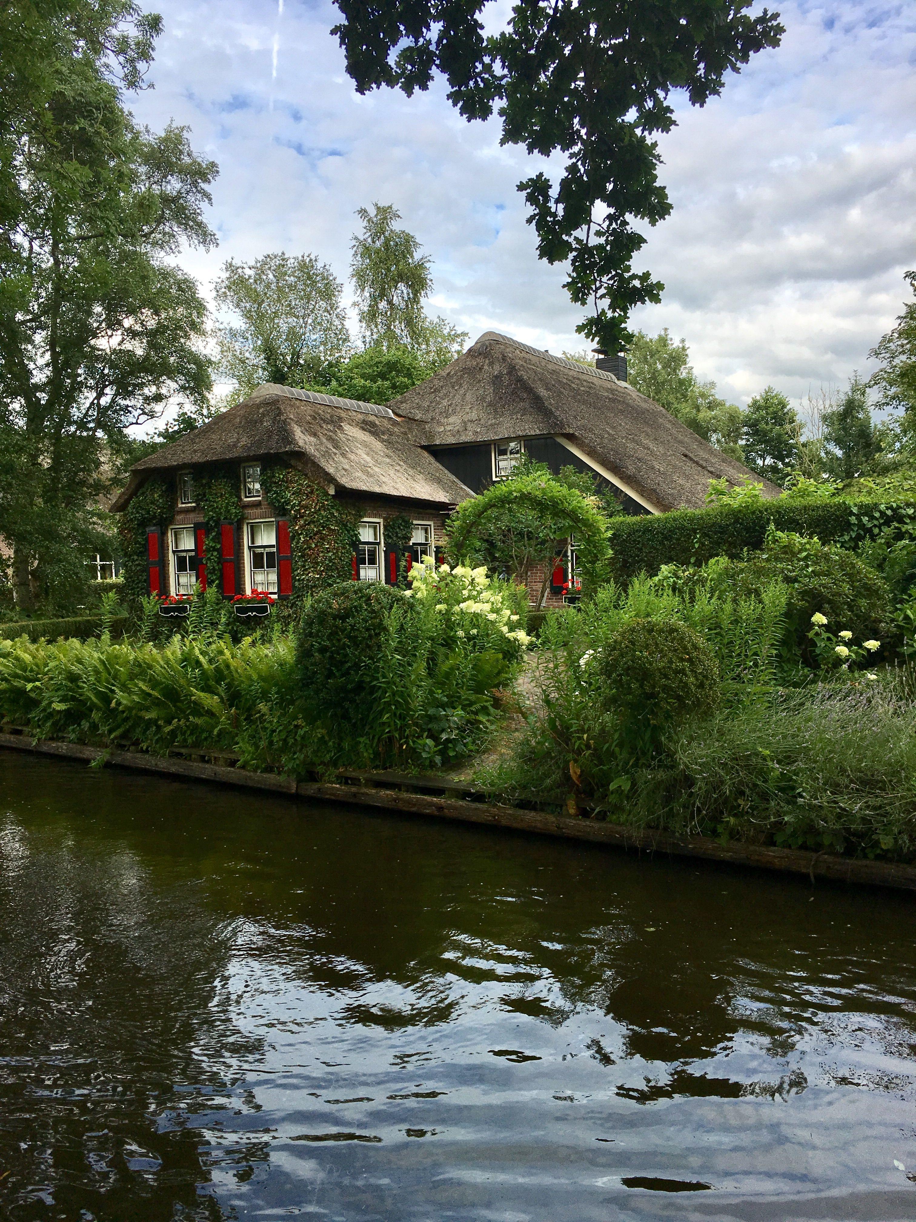 Giethoorn Giethoorn My Holland Pinterest