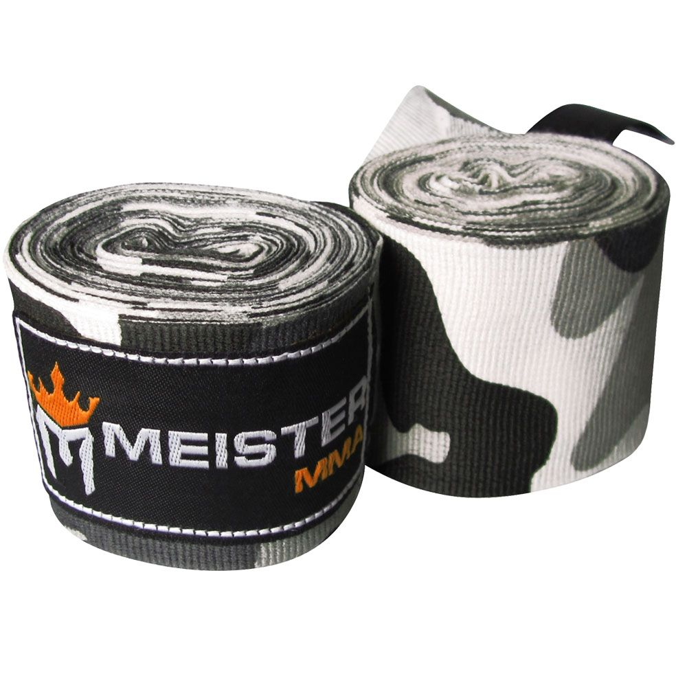 180 semielastic hand wraps for mma boxing pair
