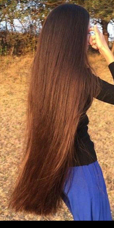 Pin On I Love Long Hair Women