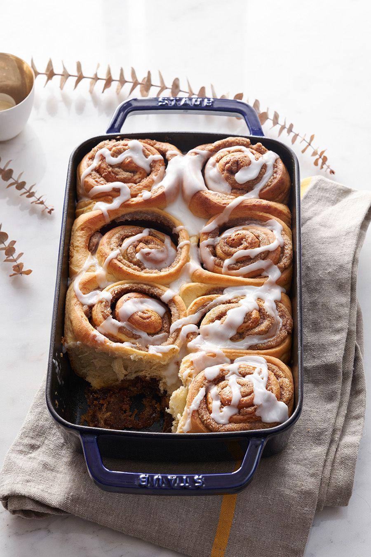 Zimt-Schnecken in 2019 | Muffins, Waffles, Food