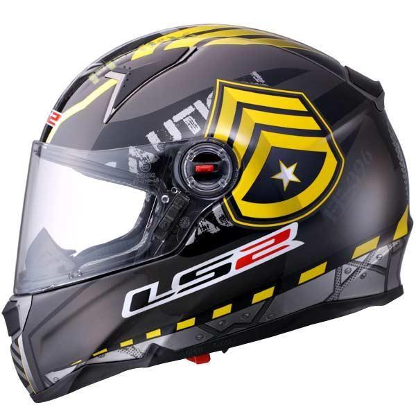 LS Helmets FF FT Helmet Only Httpwwwironpony - Motorcycle helmet decals graphicsmotorcycle helmet graphics the easy helmet upgrade