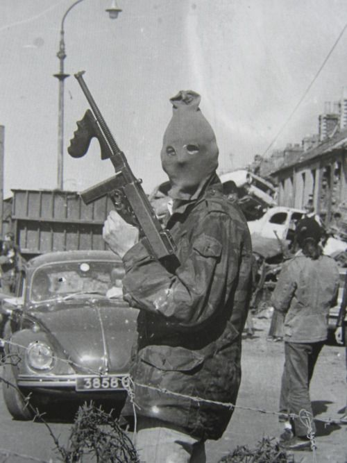 War in Ireland, 1970s