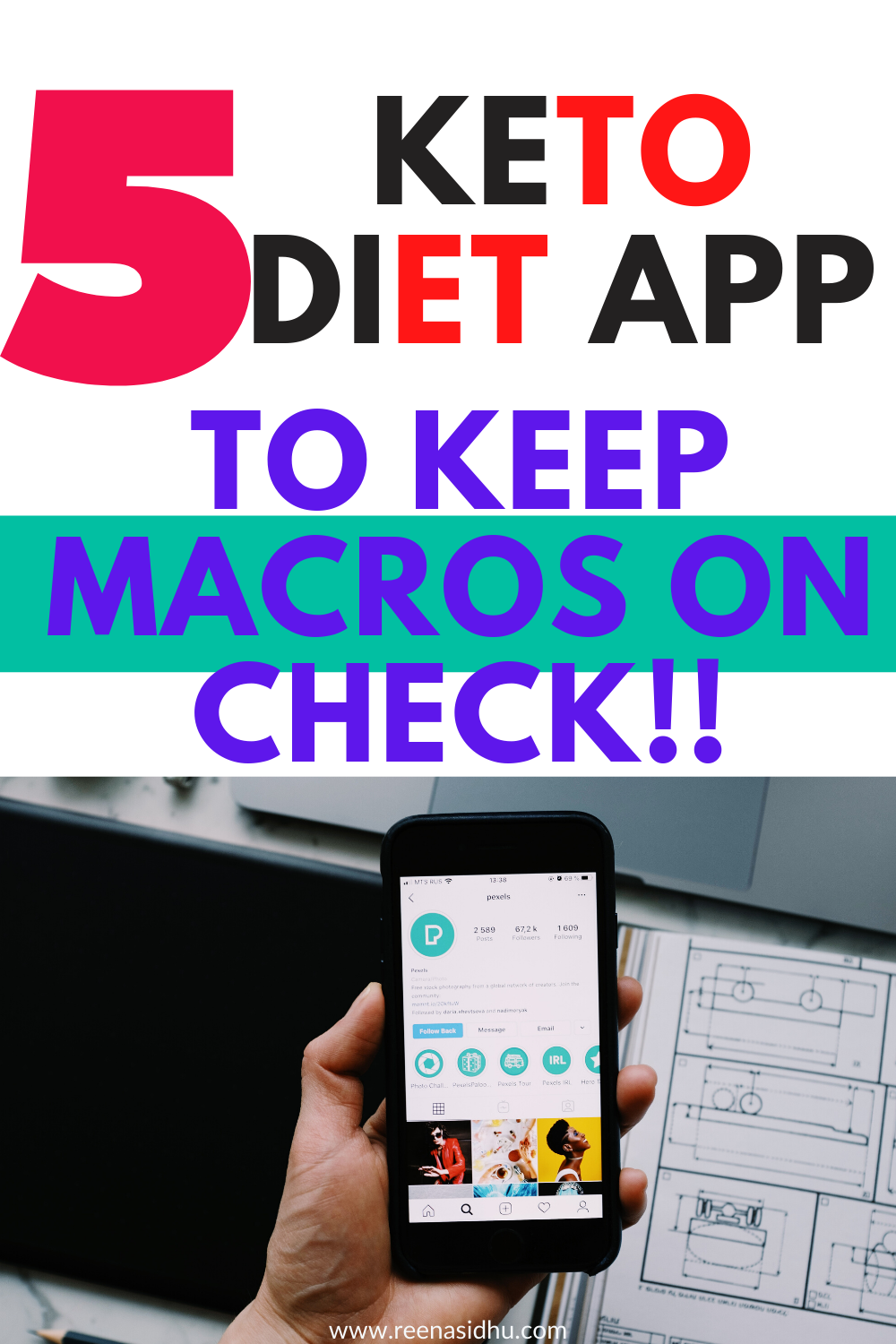 5 Keto Diet Tracker Apps To Keep Your Keto Macros On Check In 2020 Diet Apps Keto Diet Keto