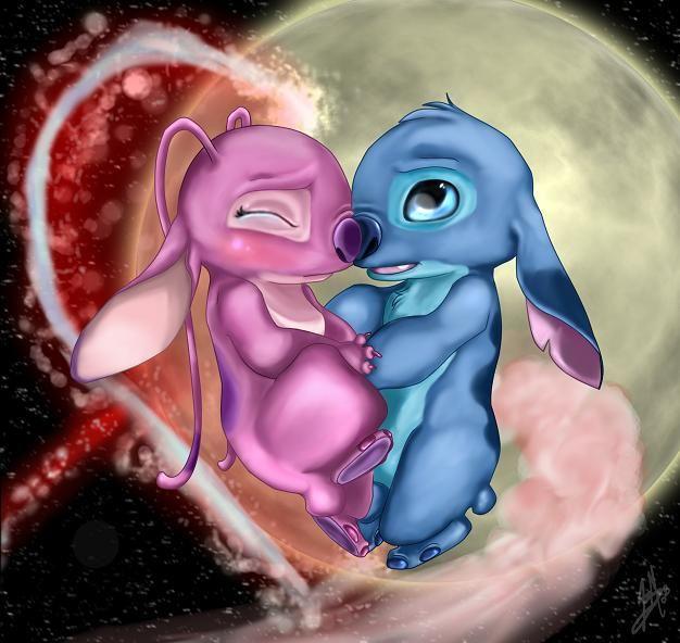 Angel Stitch Cute Disney Drawings Disney Drawings Cute Disney Wallpaper