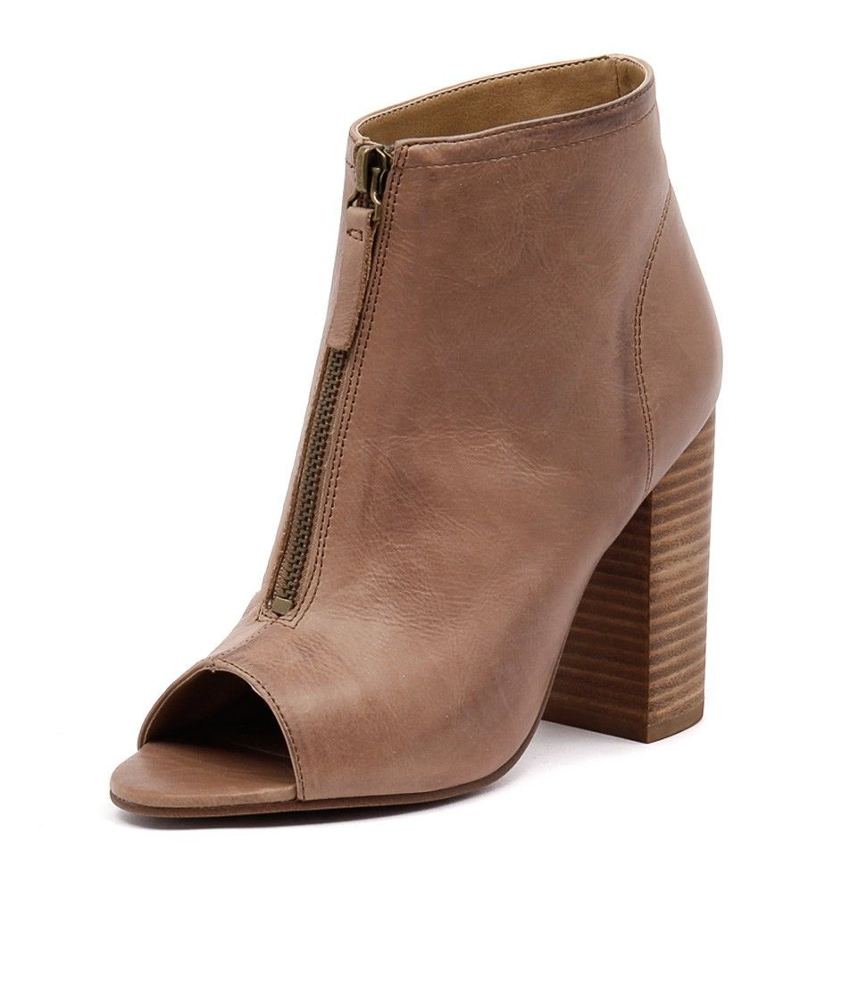 Real Vente Pas Cher Vente Pas Cher Grande Vente Bianco Round Heel Boots Women brown 24C5wOAg