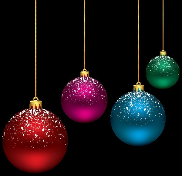 Christmas Snowy Balls Png Clip Art Image Free Clip Art Christmas Clipart Art Images