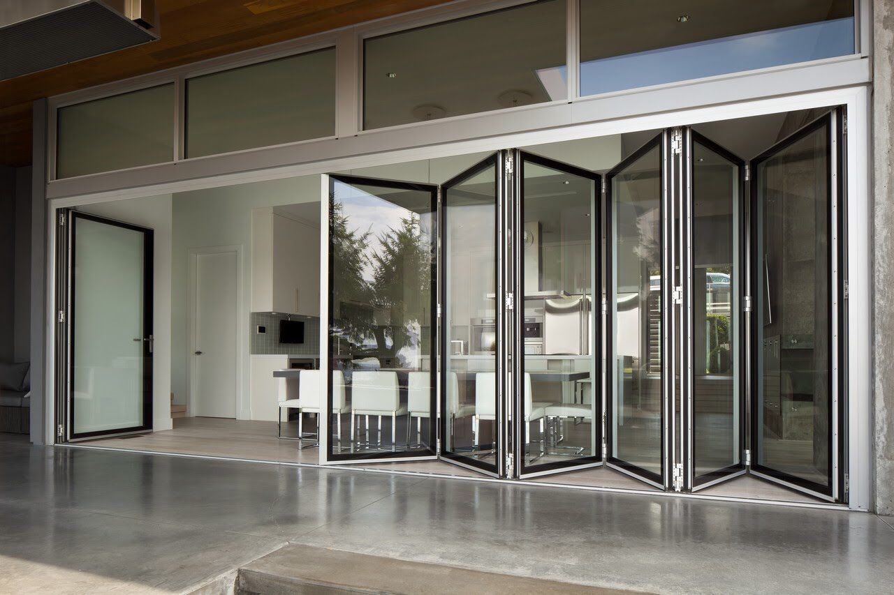 Movable Glass Wall Library Ideas Pinterest Glass