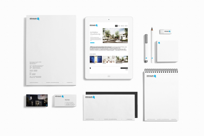 Www Einraumarchitektur De Corporate Design Electronic Products Design