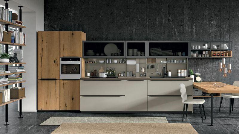 Oltre Cucina Lube Moderna Cucine Lube Torino Cucine Moderne Cucina Rinnovata Idee Colore Cucina