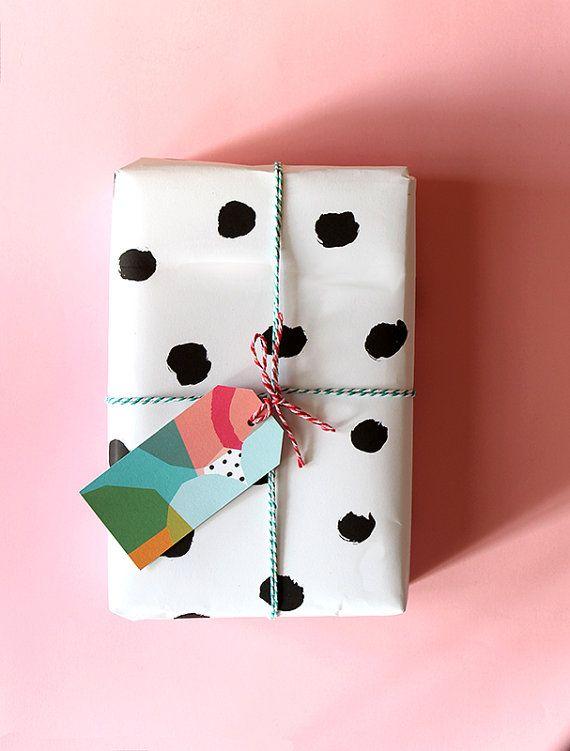 Pink Gift Wrap Ribbon