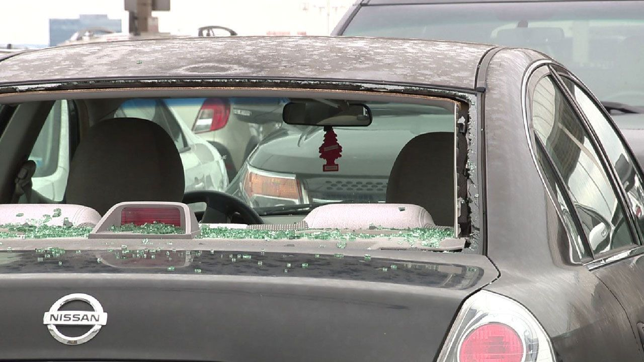 Would you buy hail damaged cars for discounted prices?   Car News ...