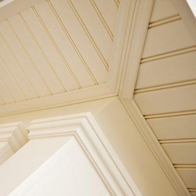 Classic Beaded Soffit Mastic Home Exteriors By Ply Gem Farm House Pinterest Gems Gutter