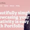 Una nueva herramienta de Adobe permite crear portafolio en minutos
