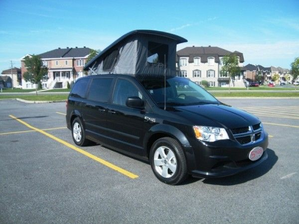 5 Mars Rv Dodge Caravan Motorhome Conversion Motorhome