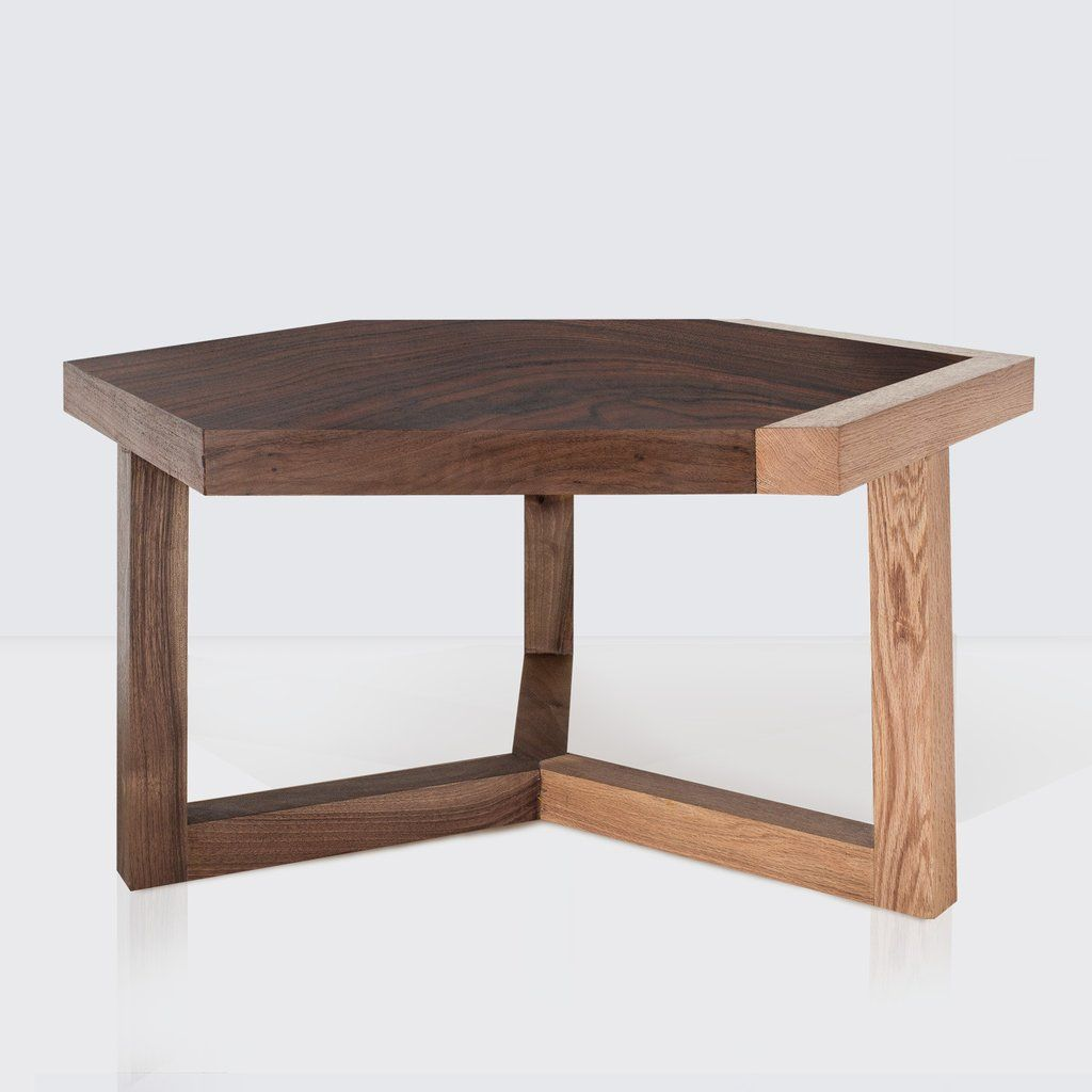 The Citizenry Wood Coffee Tables Hexagon Coffee Table The Citizenry Hexagon Coffee Table Coffee Table Wood Coffee Table [ 1024 x 1024 Pixel ]