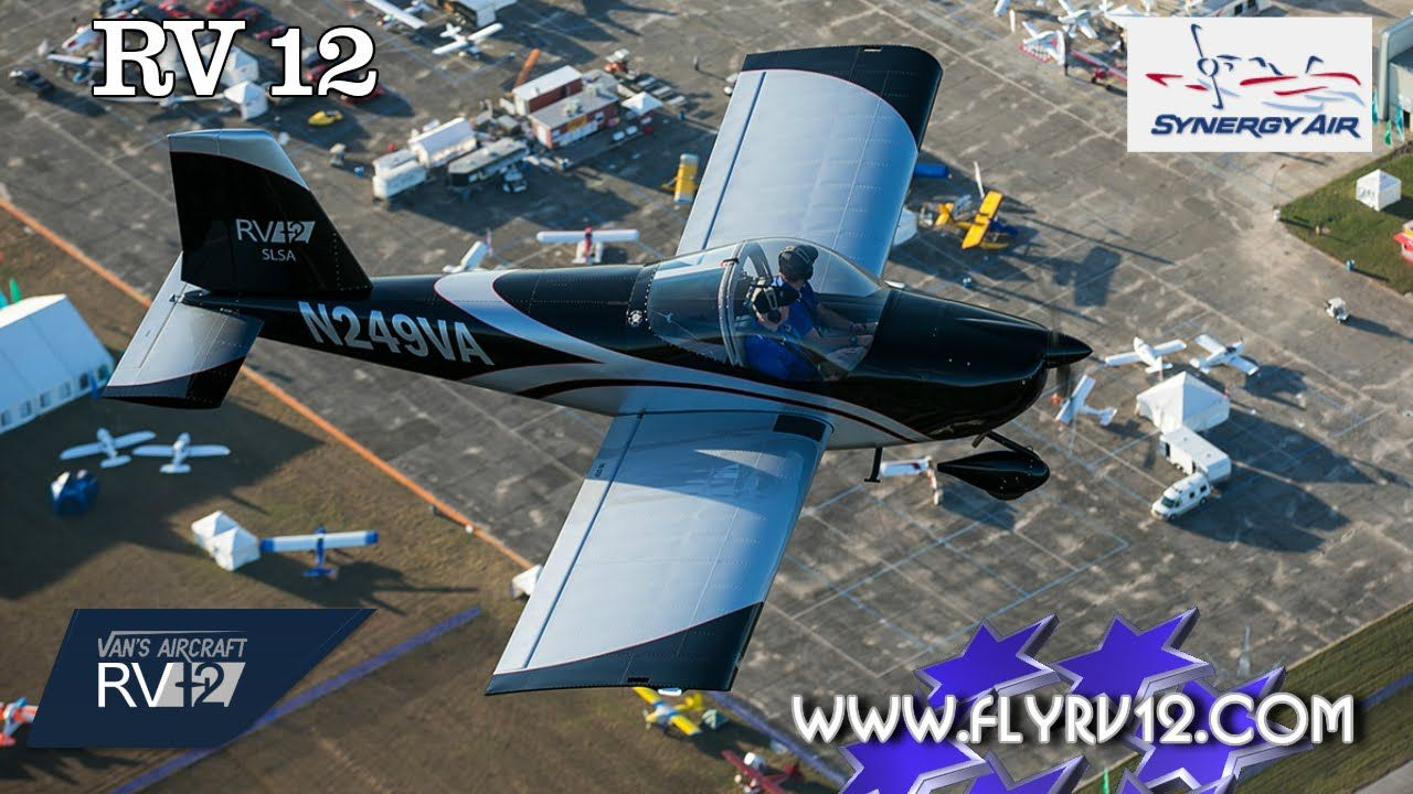 RV 12, VANS RV12 lightsport aircraft pilot report