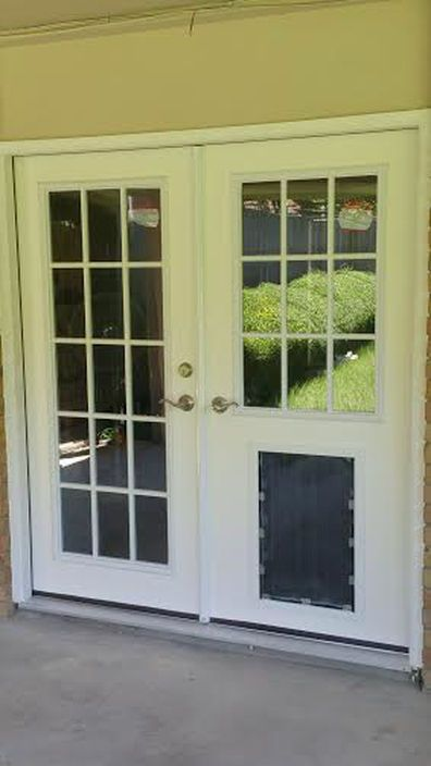 70 Quot Grid Lite French Door French Doors Patio French