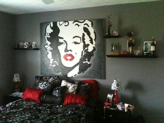 Ordinaire Marilyn Monroe Bedroom Ideas All Things In 2018