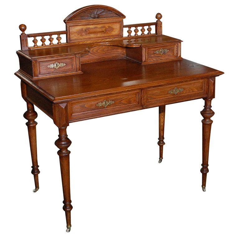 Modern - Ladies Writing Table / Vanity Writing Table, Vanities And Desks