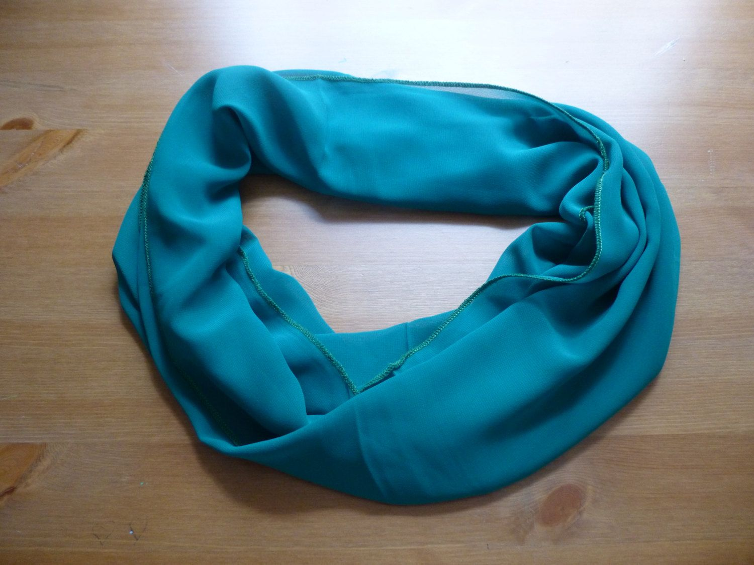 Infinity scarf - summer Fashion scarf, chiffon fabric, soft, gift ideas, for woman, woman scarves #woman#