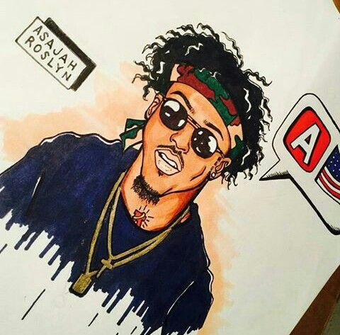 Pin by original finesse doll on august alsina pinterest august alsina pop art follow me trill quotes king sketch searching croquis sketch drawing altavistaventures Image collections