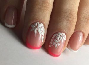Pin By Nail Designs On Youngstershub Pinterest French
