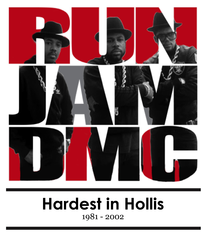 Run Dmc With Jam Master J Music Print Music Prints