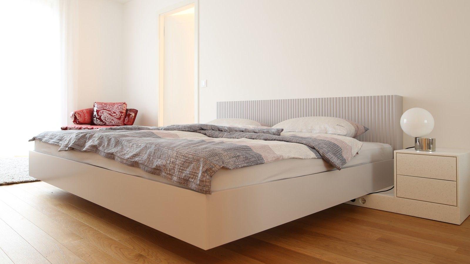 Bett, schwebend, Schlafzimmer Haus deko, Bett, Designer bett