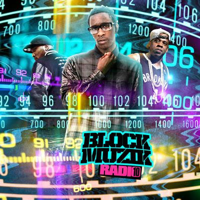 Here's another edition in the 'Block Muzik Radio' mixtape franchise.  Volume 10 is giving you music from Drake, Future, Bobby Shmurda, T.I., Young Thug, Problem, Eric Bellinger, Sevyn Streeter, Rae Sremmurd, and many more.  Load our website on your PC/Mac or mobile device, give this a listen and if you like it, download it free!