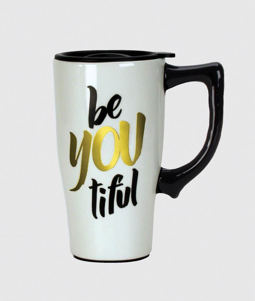 Be you tiful travel mug at koehler home decor travel