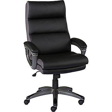 Superb Staples Rockvale Luxura Office Chair, Black