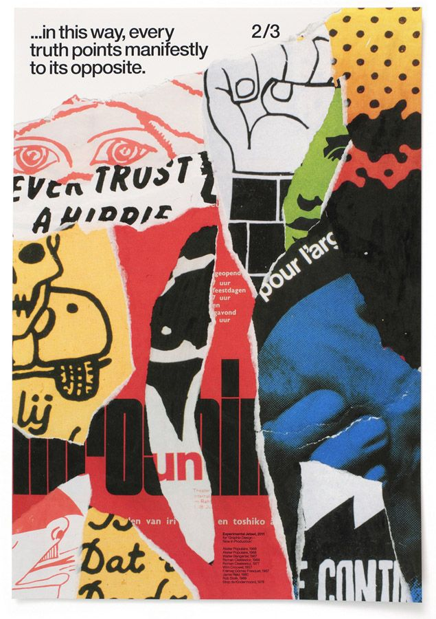 Experimental Jetset, Statement and Counter-Statement, 2011 •