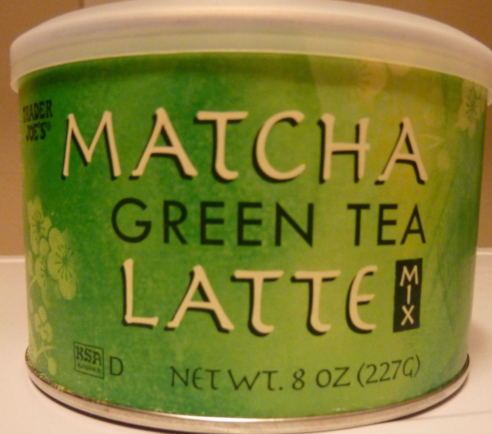 Read Our Review Of #TraderJoes Matcha Green Tea Latte Mix