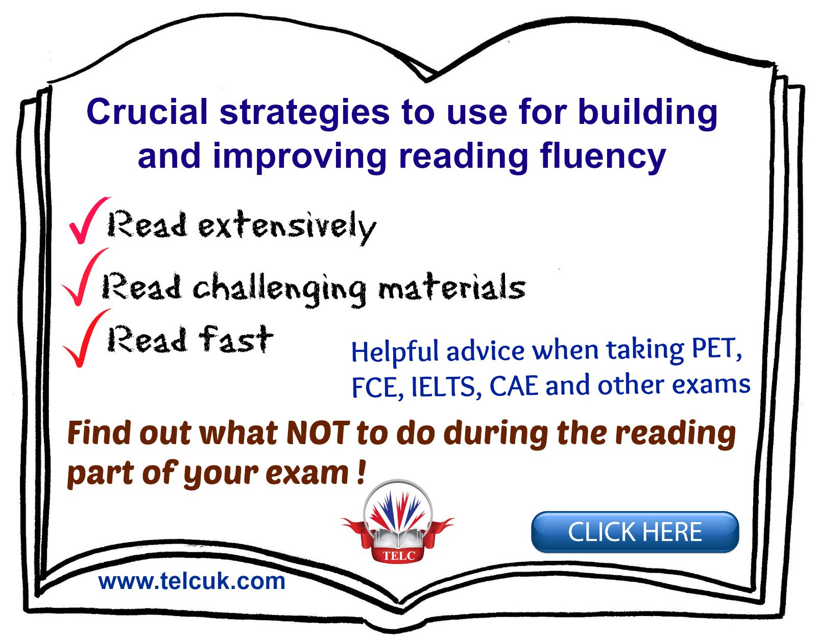 How To Improve Your Reading Comprehension 3 Steps To Get A Better Score On Your Cambridge Exam Http T Reading Skills English Reading Skills Reading Fluency Improving reading comprehension in