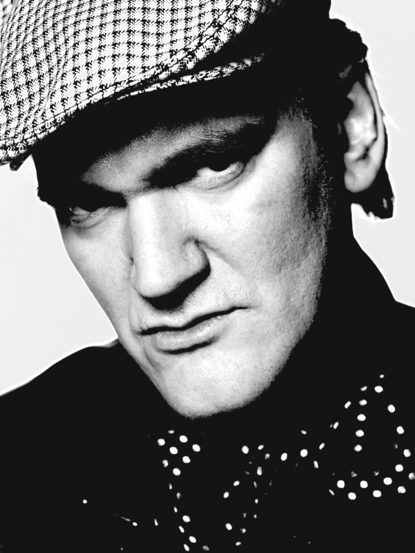Film Director Quentin Jerome Tarantino. Born 27 March 1963, Knoxville, Tennessee, U.S. www.goachi.com