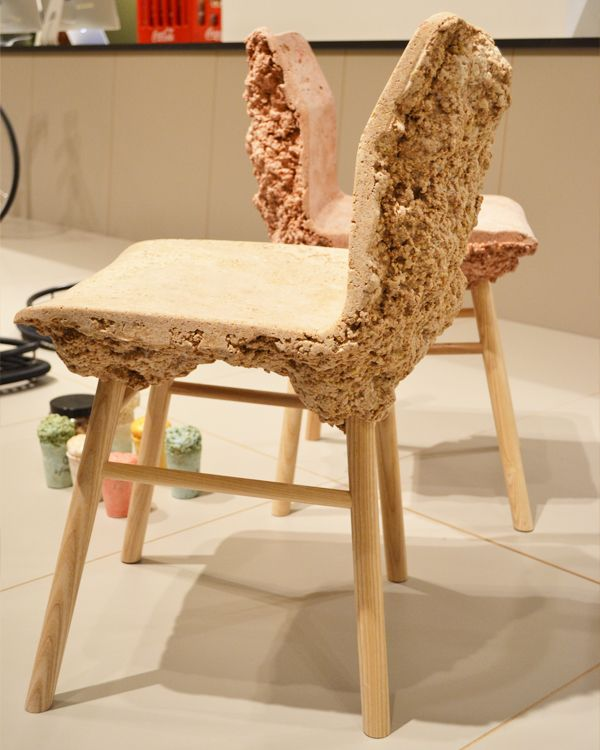 Well Proven Chair By James Shaw And Marjan Van Aubel. Design Museum Designs  Of The