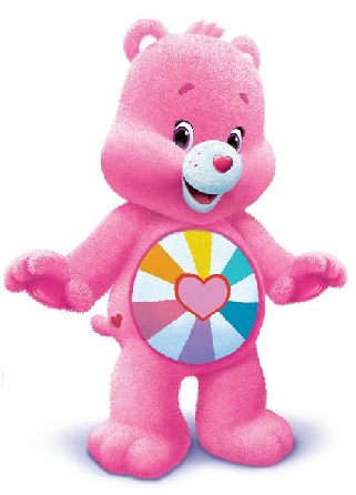 Hopeful Heart Bear Care Bear Glucksbarchis Glucksbarchi Party