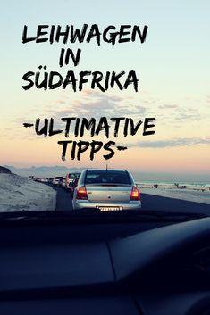 5 consejos útiles para los conductores autónomos en Sudáfrica