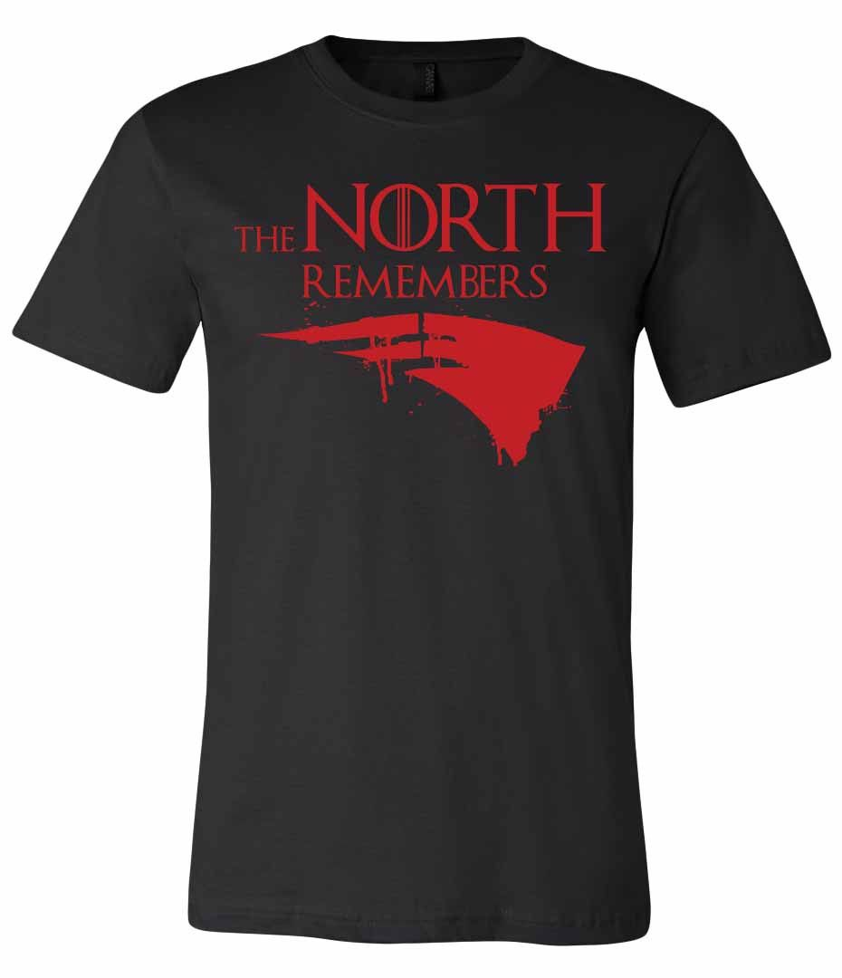 1d14771ea421 The North Remembers - Tee