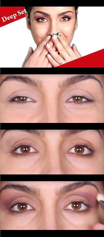Makeup Tips For Sunken Under Eyes Jidimakeup