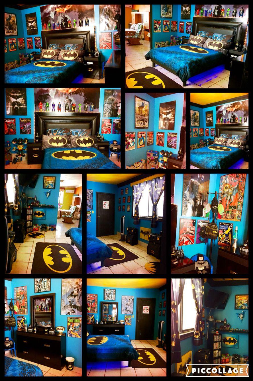 Batman habitación niños