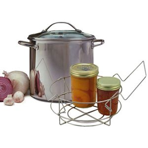 Mini Canner Set, Stainless Steel