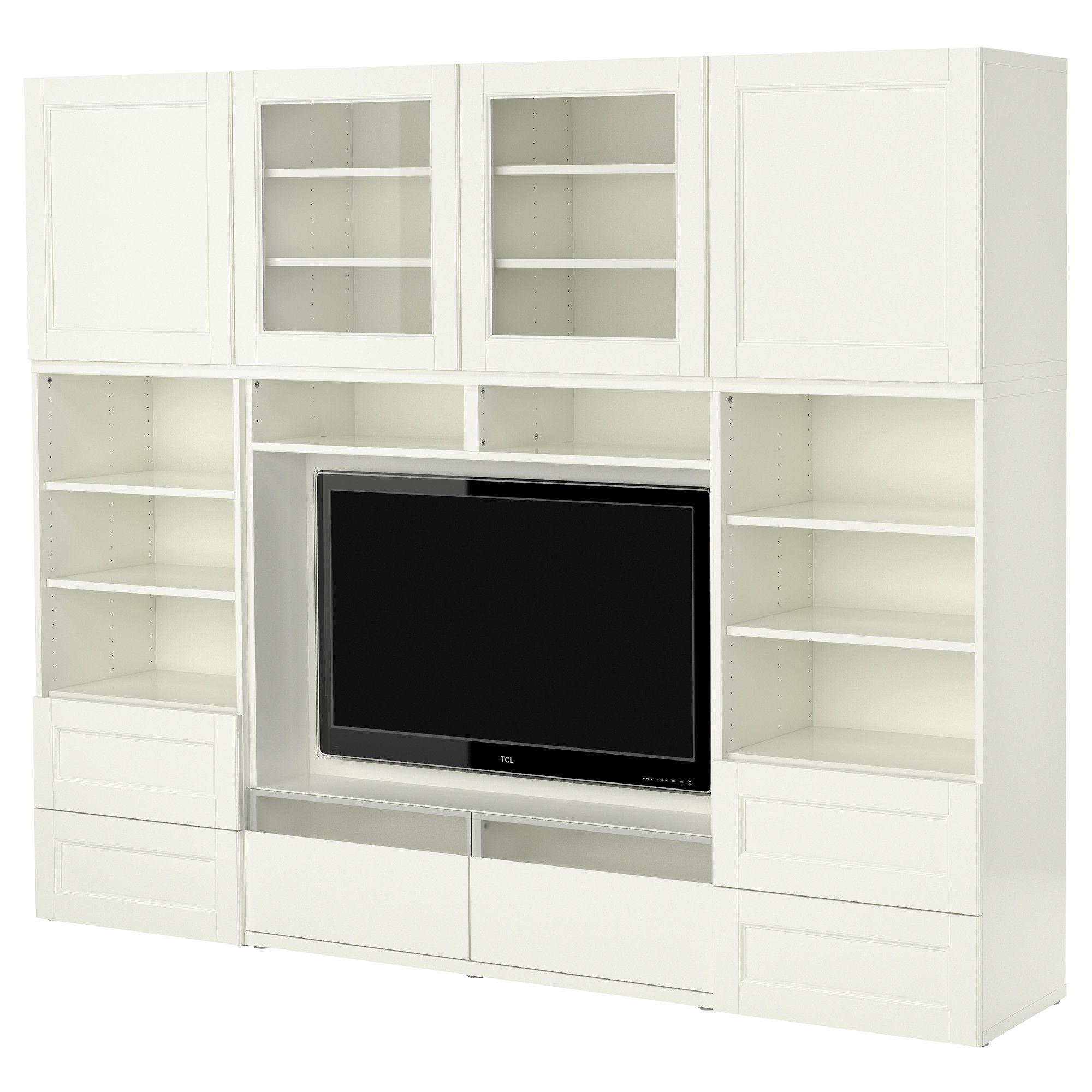 Best combinaison tv rangement living room pinterest combinaisons tv et rangement - Mueble para tocadiscos ikea ...