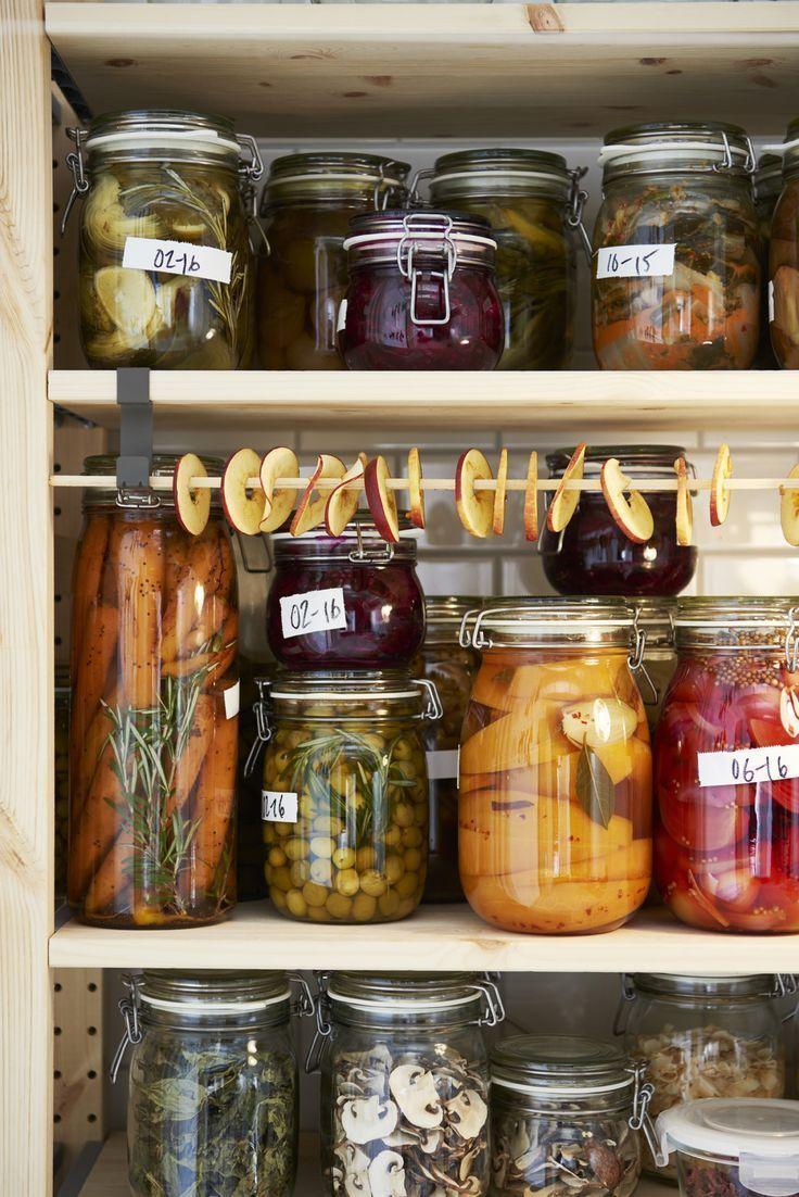 zero waste pantry green kitchen tips in 2019 food waste kitchen pantry sustainable food on kitchen organization zero waste id=54781