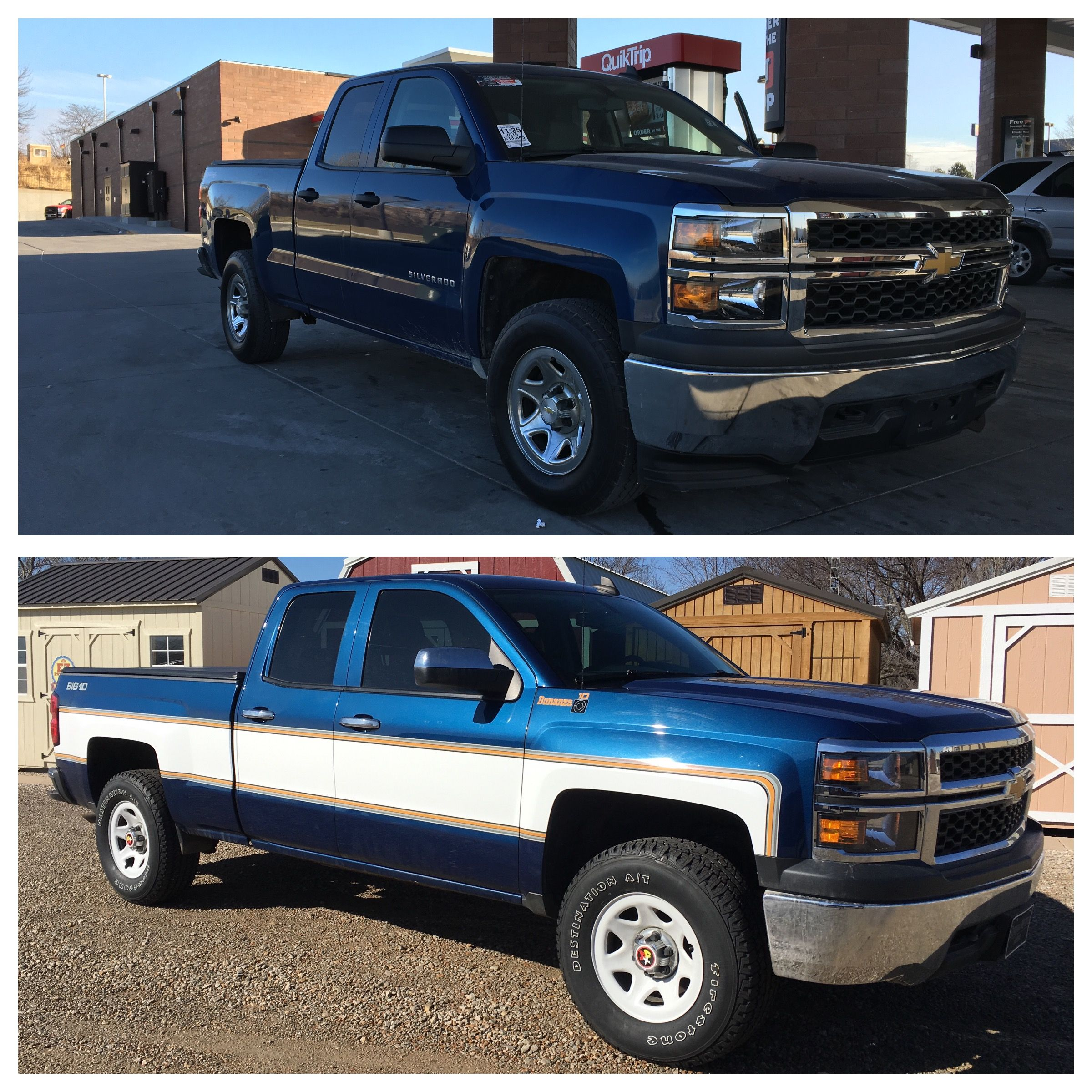 Pin By Wes Smith On Two Tones Gmc Trucks 2015 Chevy Trucks Older