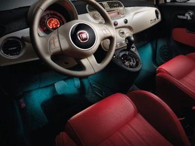 2013 Fiat 500 Abarth Interior Lighting 82212347 Fiat 500 Fiat