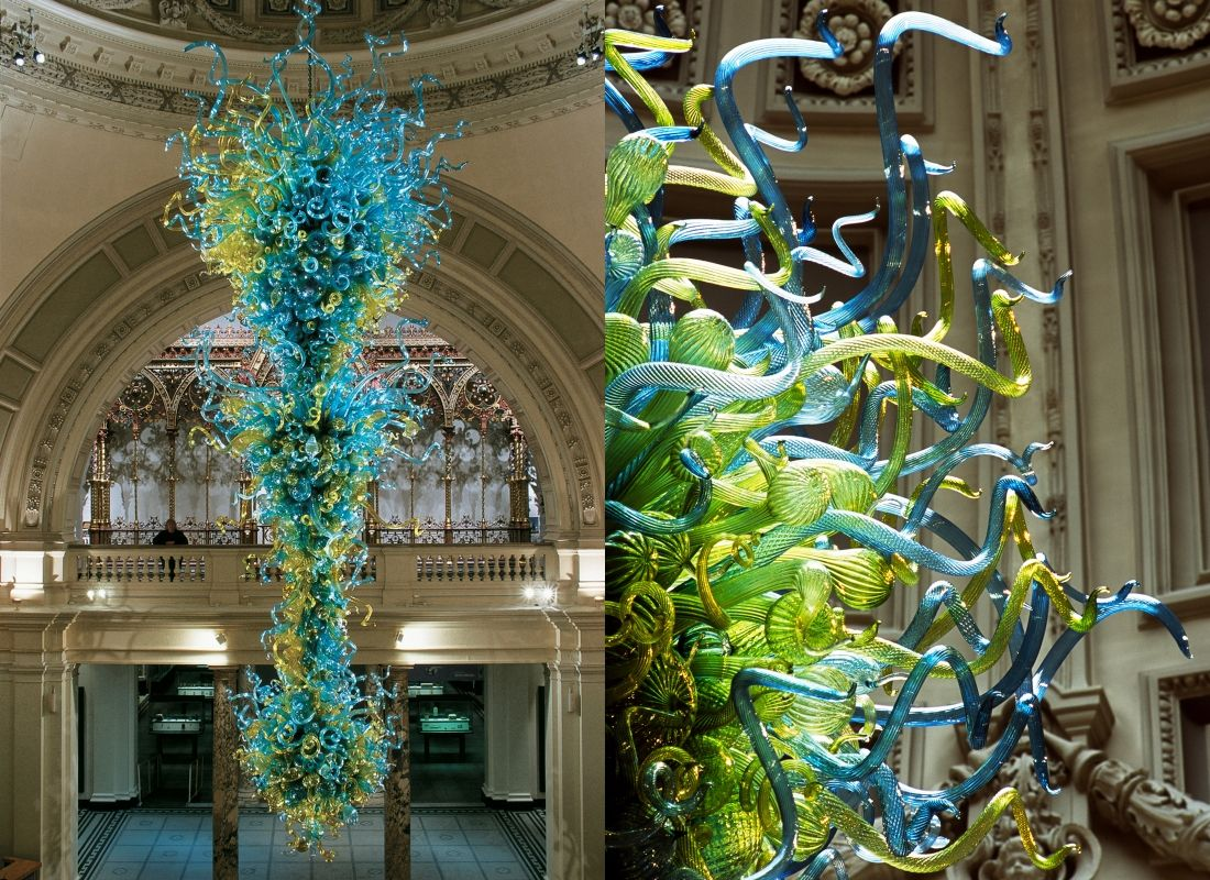 Pin by marley hickson on art i like dale chihuly pinterest art dale chihuly va chandelier victoria and albert museum london 2001 arubaitofo Choice Image