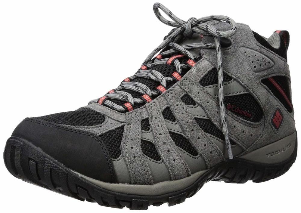 Choose SZ//Color Columbia Men/'s Redmond Leather Omni-TECH Hiking Shoe