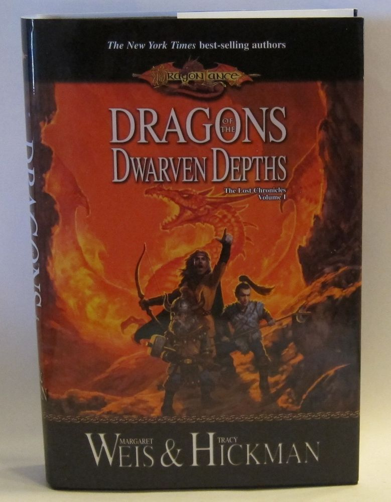 Dragons Of The Dwarven Depth Lost Chronicles Vol 1 Hardcover 2006