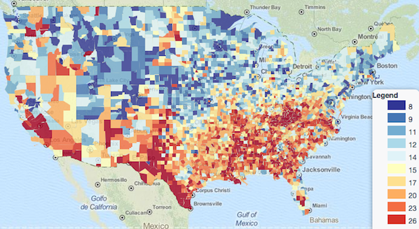 Citylab Bloomberg Map America Us Map